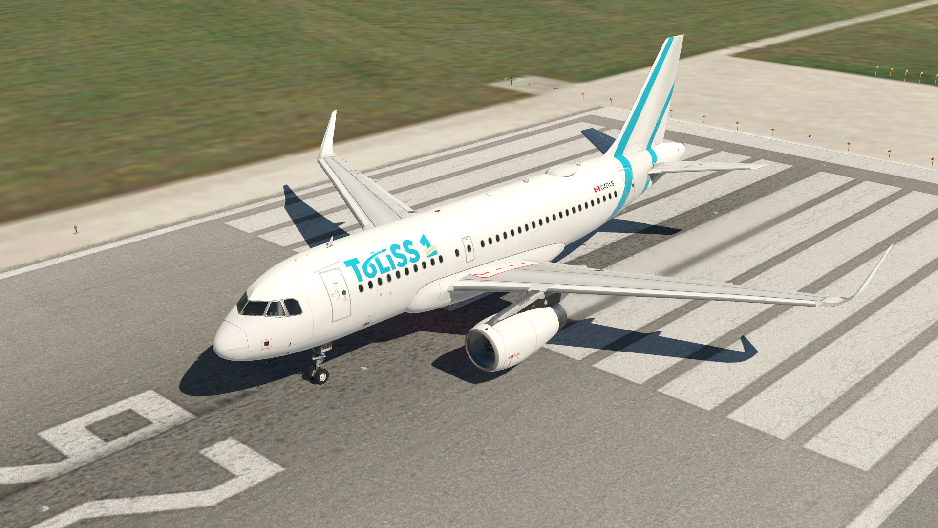 ToLiss – Airbus models for X-Plane